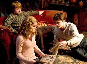 Rupert Grint, Emma Watson, Daniel Radcliffe/Warner Bros.