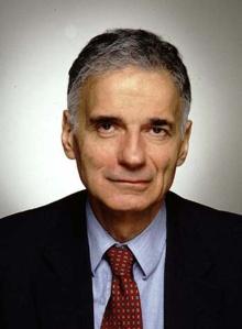 Ralph Nader, novelist