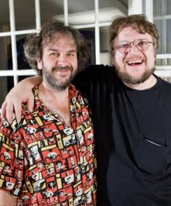 Peter Jackson and Guillermo del Toro