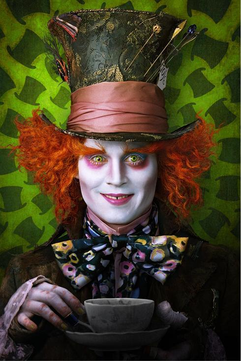 johnny depp island home. Johnny Depp as The Mad Hatter: