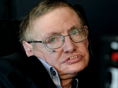 STEPHEN HAWKING: I know the mind of God! Although he doesnt exist...