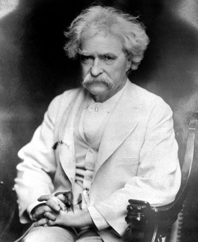 mark twain s autobiography is a big fat literary fraud open page america s
